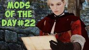 Skyrim Mods of the Day -22