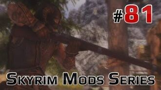 ★_Skyrim_Mods_Series_-_-81_-_Quest_Into_the_Depths,_Musket,_Dragonlord_Greatsword