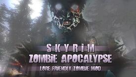 Skyrim - Lore Friendly Zombie Mod - Title.jpg