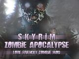 Skyrim Lore Friendly Zombie Mod
