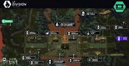 Mapa La División