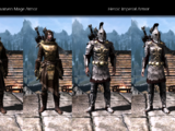 Lore Friendly Armor Pack