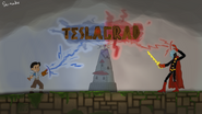 Teslagrad the final battle by strnadik-d7ihcan