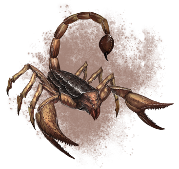 Concept art Giant scorpion.png