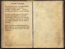 Hendils Journal.png