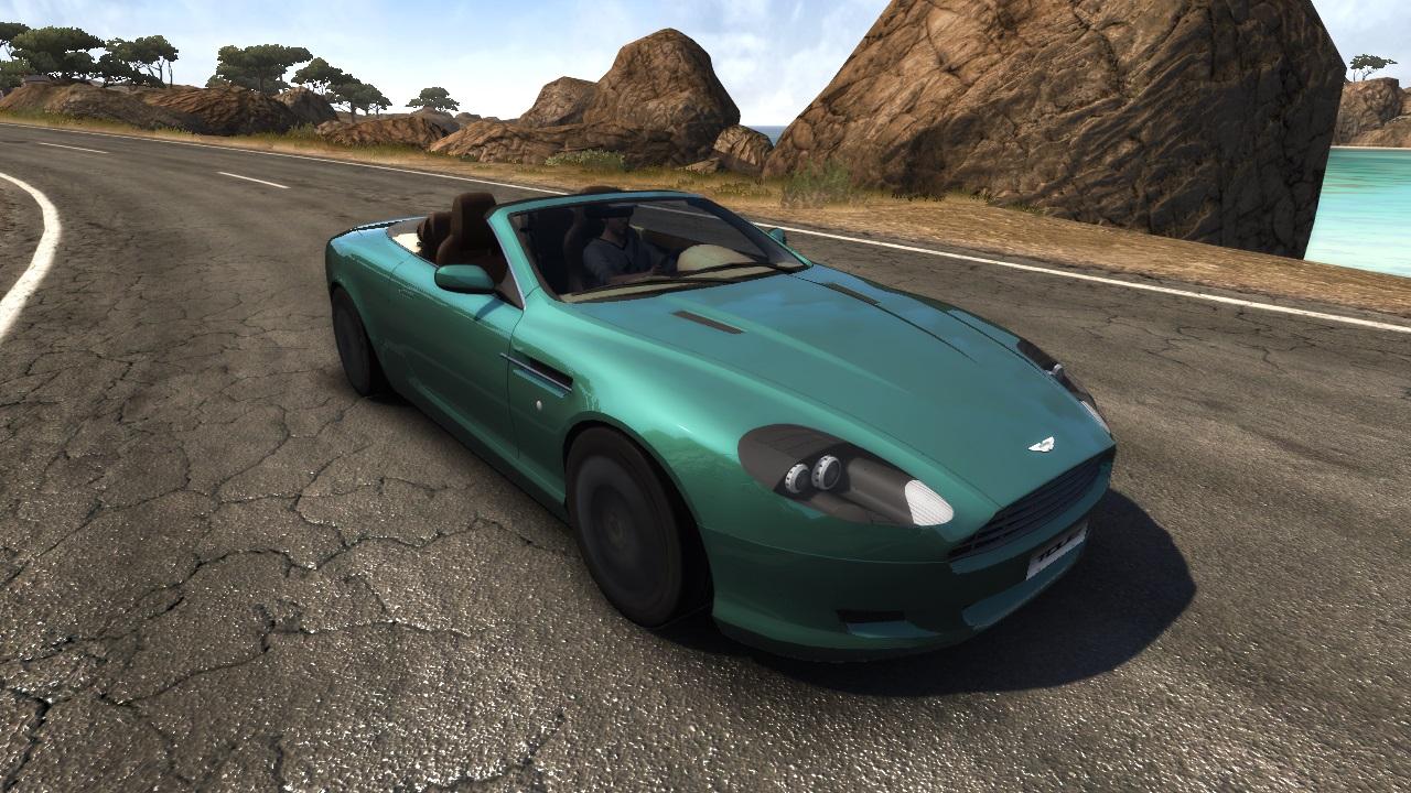 Aston Martin Db9 Volante Test Drive Wiki Fandom