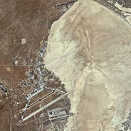 Edwards Air Force Base - Rogers Dry Lake CA 2006
