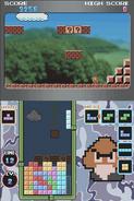 Tetris DS Modo Estandar