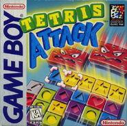 Tetris Attack Game Boy