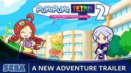 Puyo Puyo Tetris 2 A New Adventure Trailer