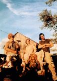 Old Man Leatherface family