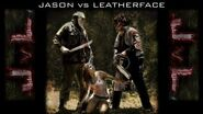 JASON vs LEATHERFACE horror - Friday 13th Voorhees Texas Chainsaw Massacre