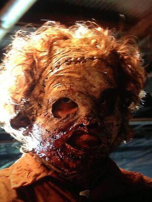 Texas Chainsaw 3D (Mask #2)