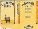 Llama cigarettes