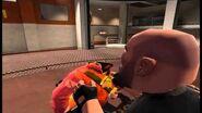 Goo sentry attacks Painis cupcake