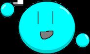 Cyan Blob