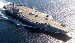 Aircraft carrier mode