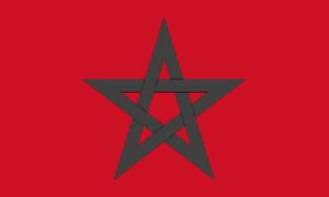 The flag of the Northern Horde