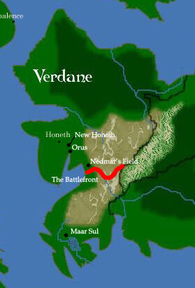 Verdane Arawn Era Map