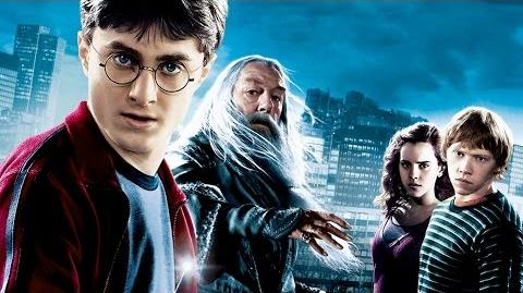 รายชื่อผู้ให้เสียงพากย์ไทย Harry Potter