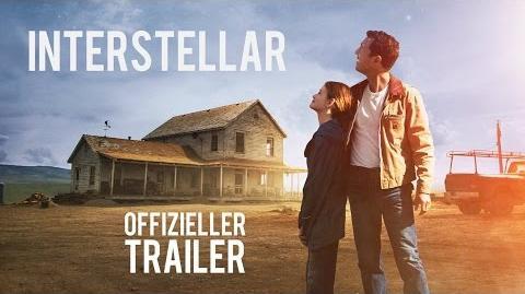 รายชื่อผู้ให้เสียงพากย์ไทย Interstellar