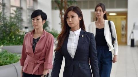 รายชื่อผู้ให้เสียงพากย์ไทย ทนายสาวหัวใจแกร่ง