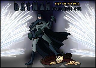 Batman fortunate son 4th wall.jpg