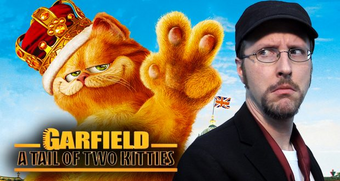 Garfield 2 A Tail Of Two Kitties Channel Awesome Fandom
