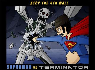 AT4W Superman VS Terminator by Masterthecreater.jpg