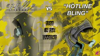 Hello vs Hotline Bling by krin.jpg