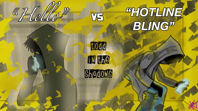 Hello vs. Hotline Bling