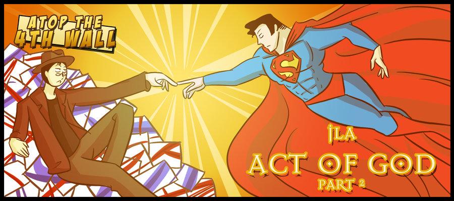 JLA - Act of God Part 2