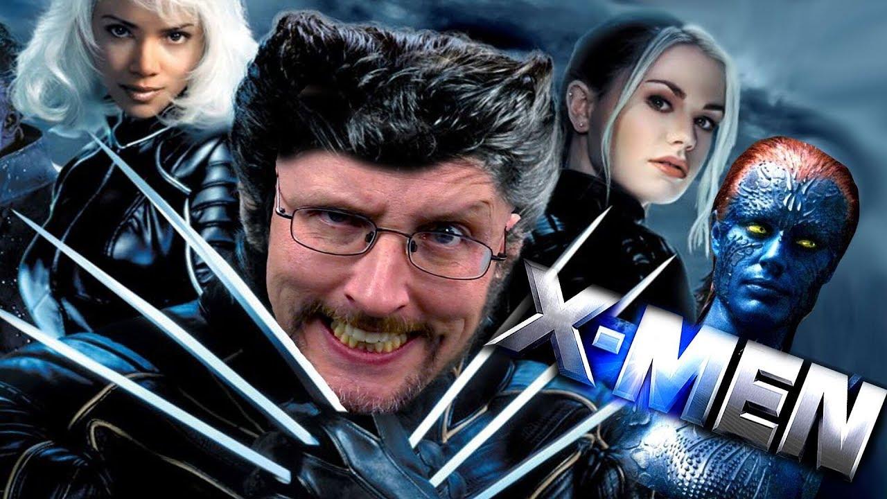 X Men Nc Channel Awesome Fandom