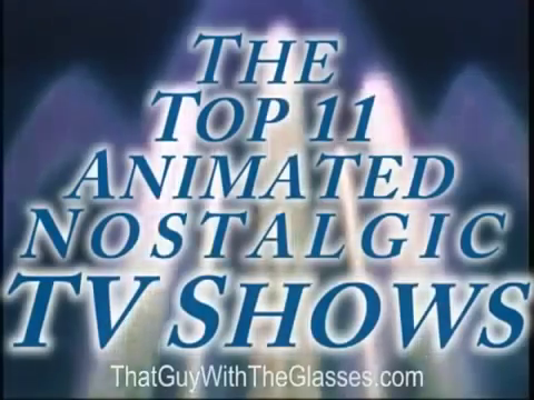 Top 11 Nostalgic Animated Shows