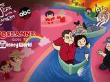 Roseanne Goes to Disney World