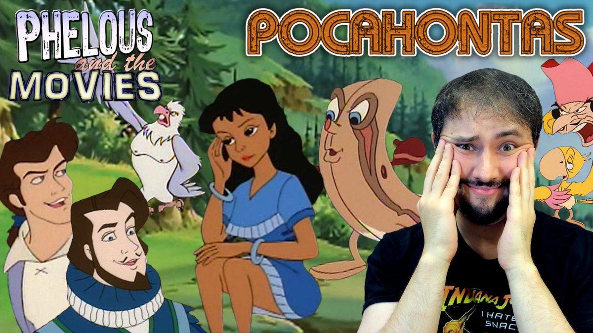 Pocahontas (Golden Films)