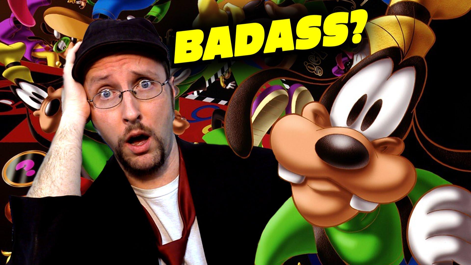 Is Goofy Secretly Badass?
