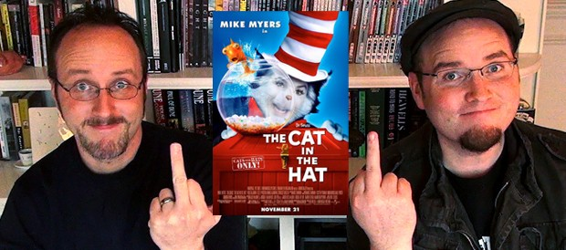 The Cat in the Hat (Real Thoughts)