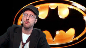 Never knew batman critic.jpg