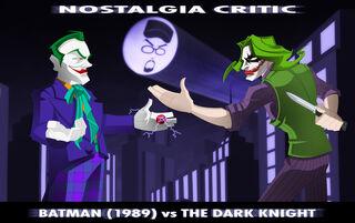 NC Batman vs The Dark Knight by MaroBot.jpg