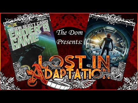 Lost in Adaptation: Ender's Game