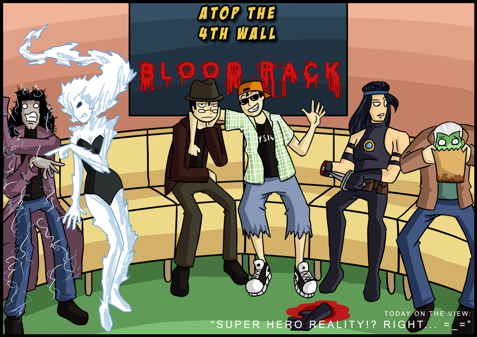 Blood Pack 1