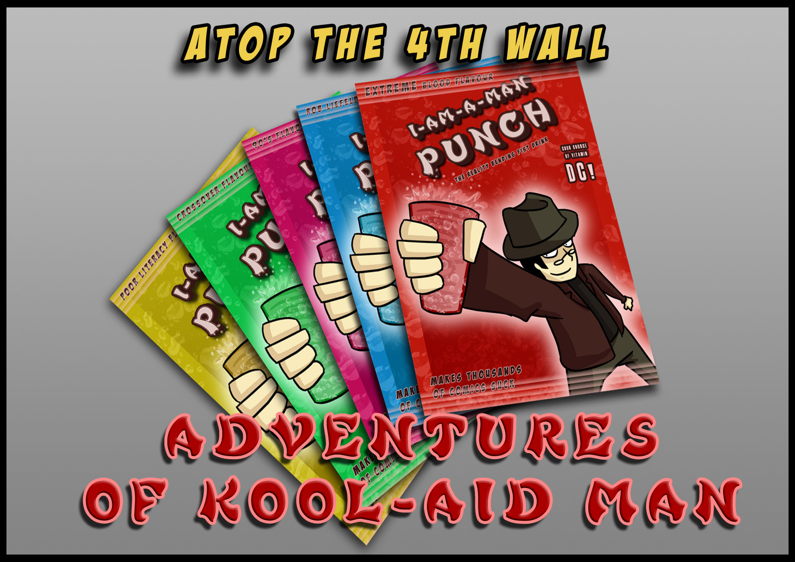 Adventures of the Kool-Aid Man 1
