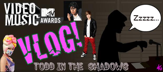 MTV Video Music Awards 2011 Vlog