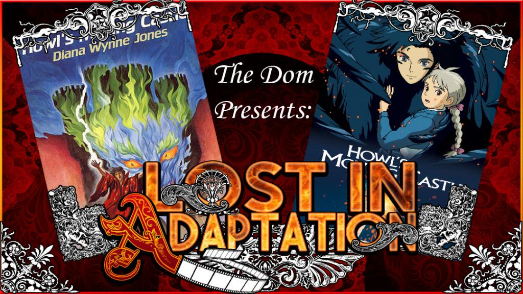 Lost in Adaptation: Howl's Moving Castle
