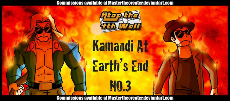 Kamandi at Earth's End 3