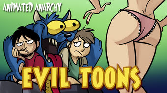 Evil Toons Channel Awesome Fandom