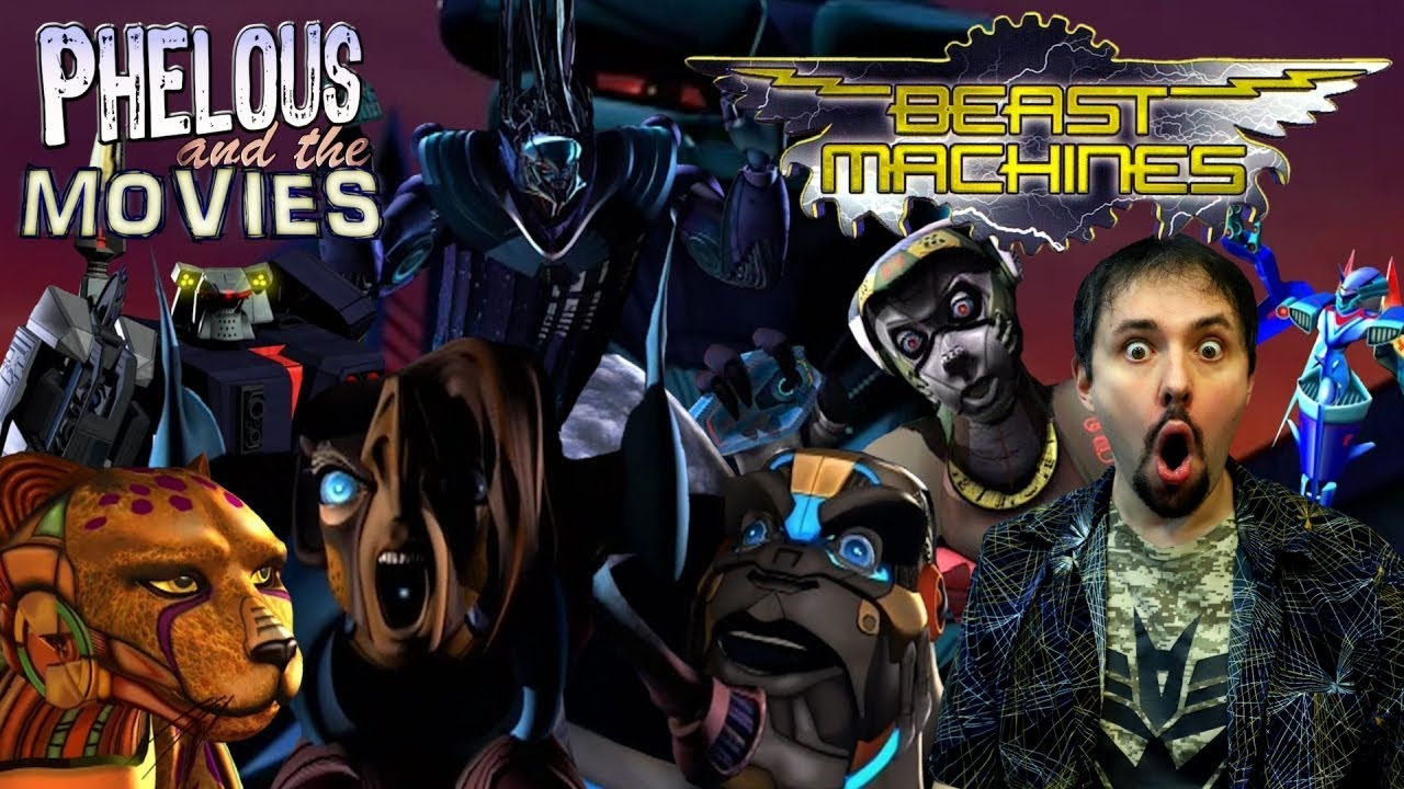Beast Machines Series Review