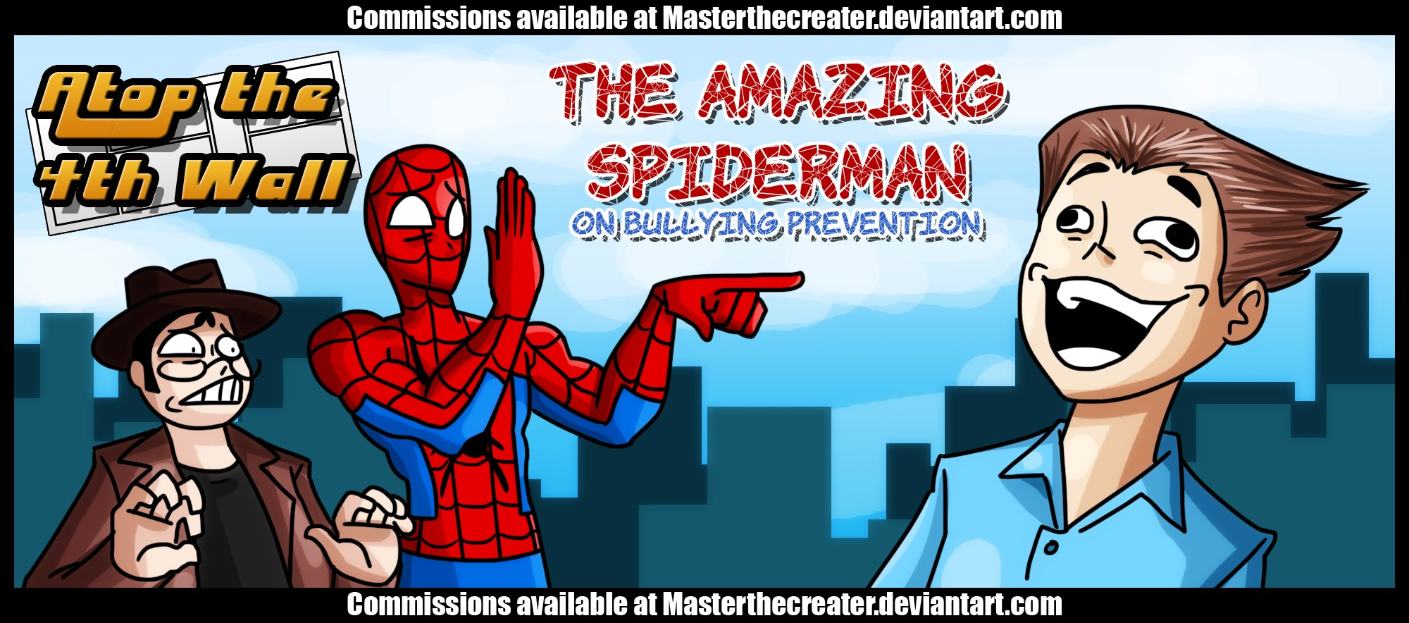 The Amazing Spider-Man on Bullying Prevention 1