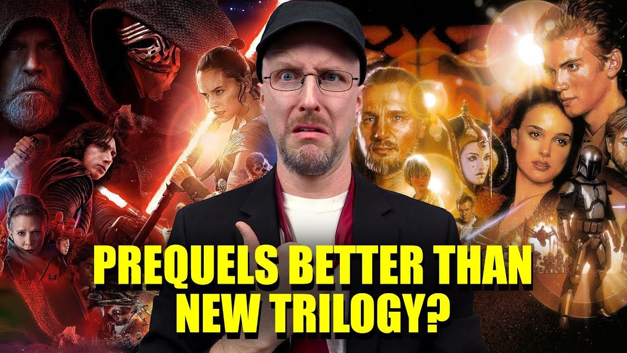Prequels Better Than the New Trilogy?